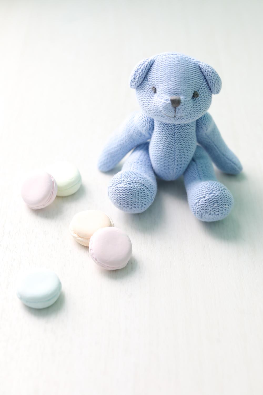 熊の人形の写真
