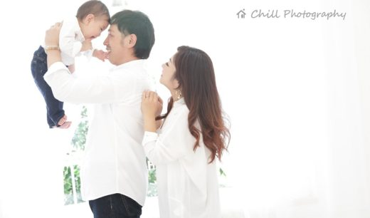 チルフォトグラフィー、家族写真