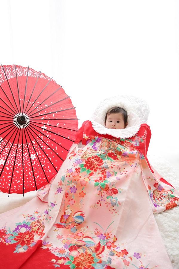 お宮参り,ベビーフォト,赤ちゃん撮影,チルフォトグラフィー